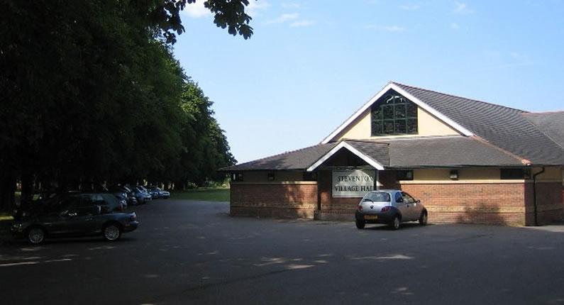 Steventon Village Hall for Music DJ